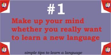 language learning tip 1